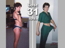 Beth - Lost 31 lbs!*