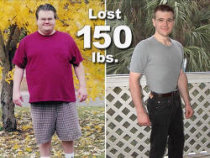 Cole - Lost 150 lbs!*
