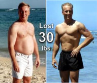 Mike - Lost 30 lbs!*