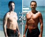 Stephen - Lost -24 lbs!*