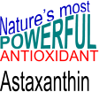 ANTIOXIDANT Nature�s most POWERFUL Astaxanthin
